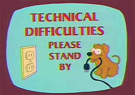 Technical difficulties dog